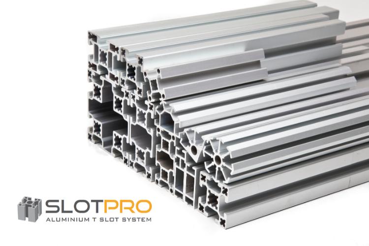 SlotPro Aluminium T Slot System