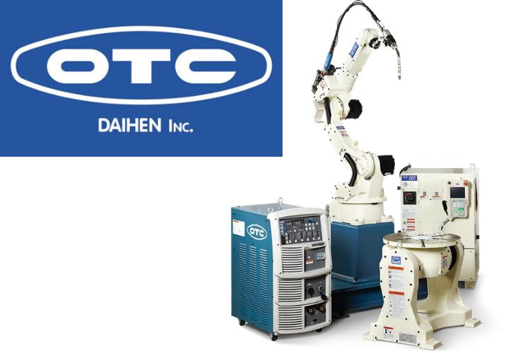 OTC Daihen Sales Award