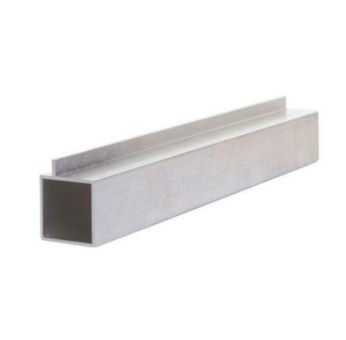 25x25 Flanged Aluminium Tube - Accessories - OnEquip