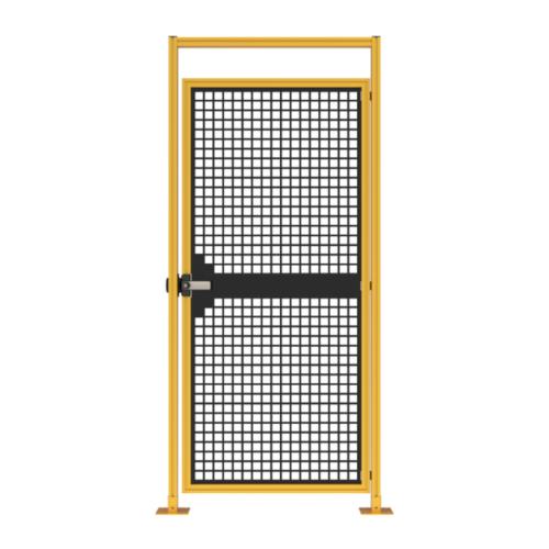 1Guard Pressed Panel Gate