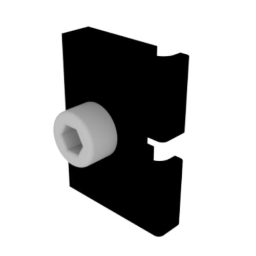19mmx145mm Mesh Clip