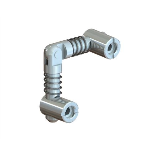 3 Series Slotpro Mitre Connector
