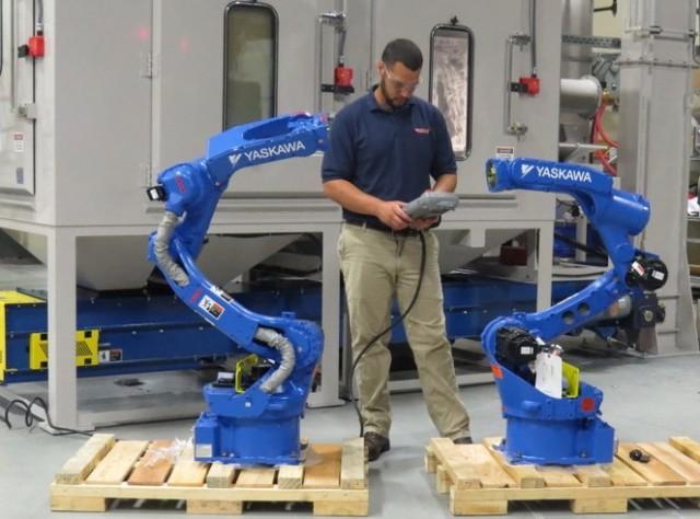 Robot Operator Training