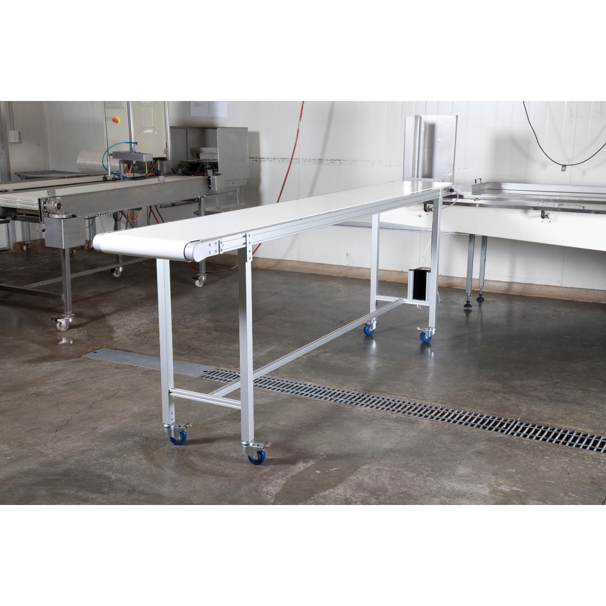 Alupro Aluminium Conveyors