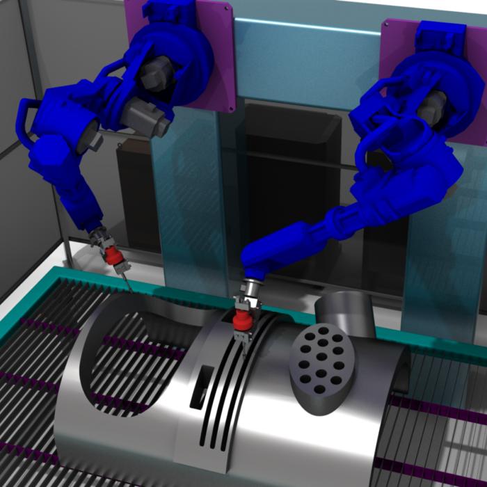 Octopuz Offline Robot Programming Software