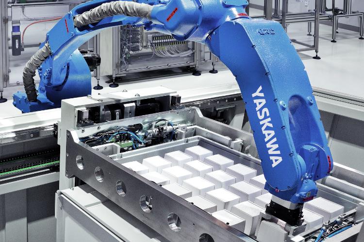 Yaskawa Motoman Robotics