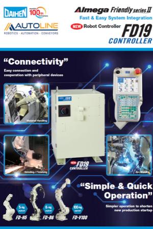 OTC FD19 Controller