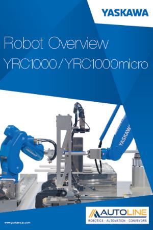Motoman Robot Overview