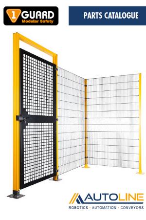 1Guard Modular Guarding Catalogue