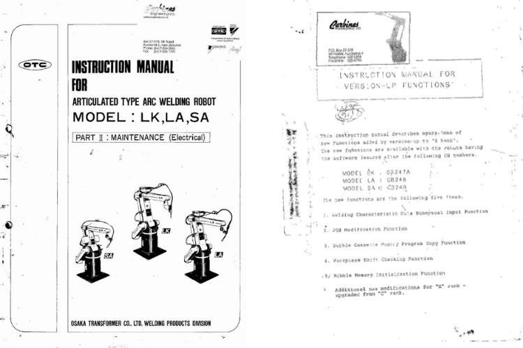LK Instruction Manual