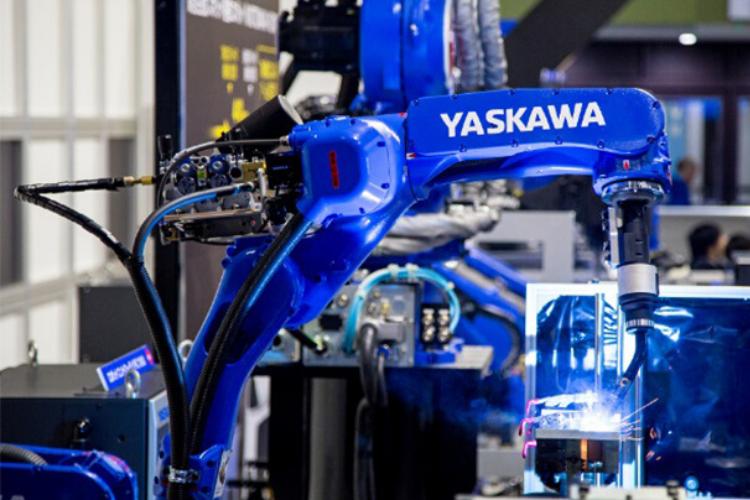 Yaskawa Robot Welding