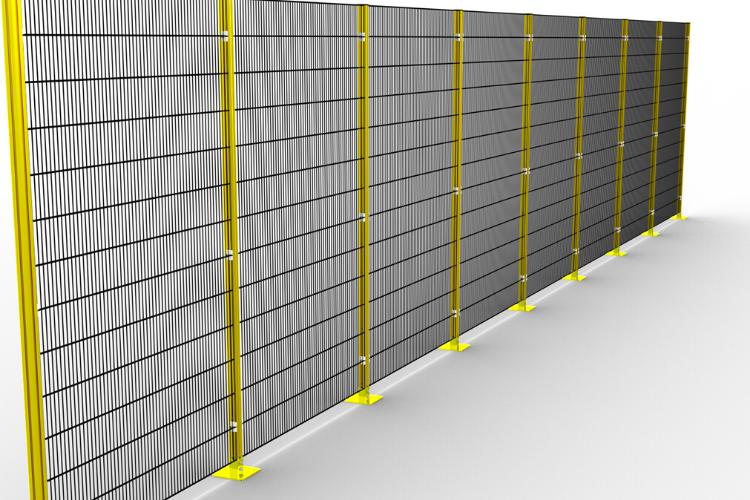 Modular Safety Guarding System