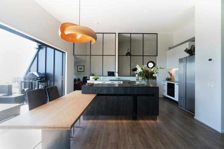 Architectural Designer uses SlotPro for Kitchen Screens