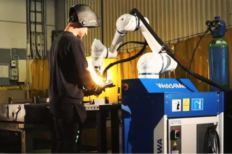 Collaborative Robot Welding