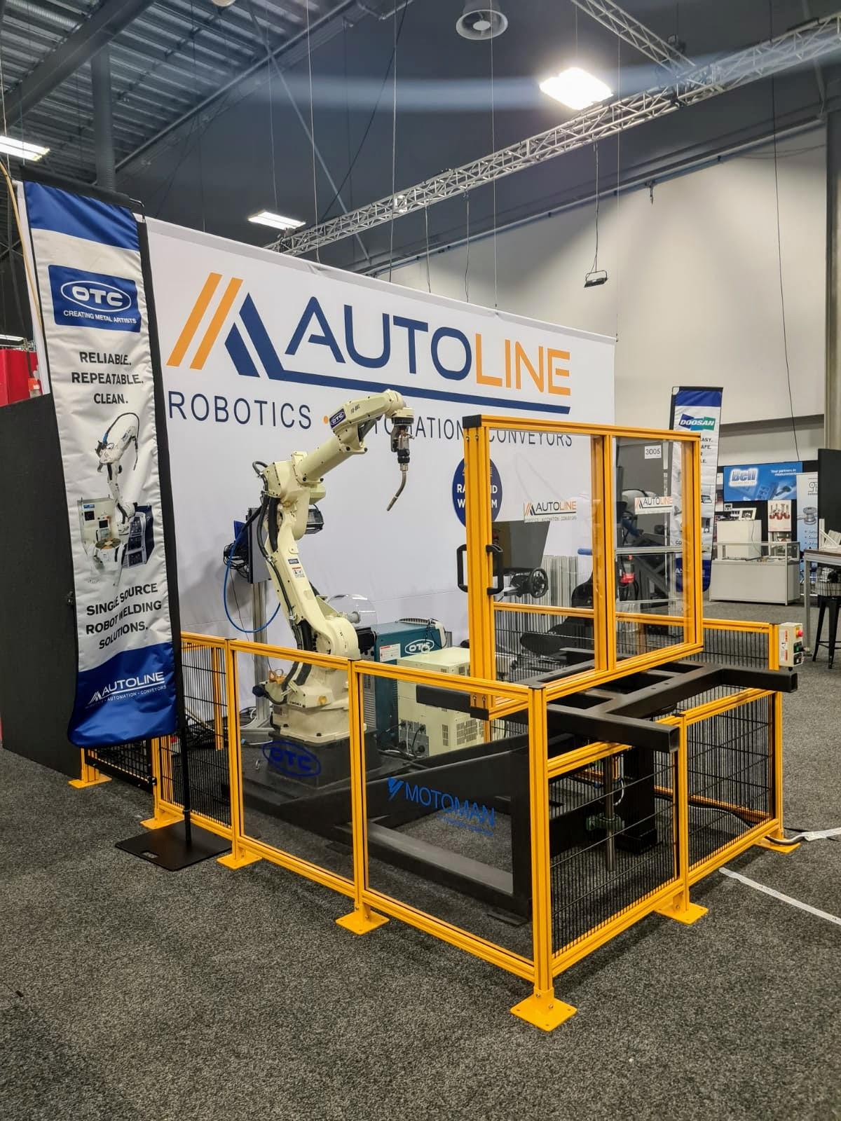 Autoline OTC Robot