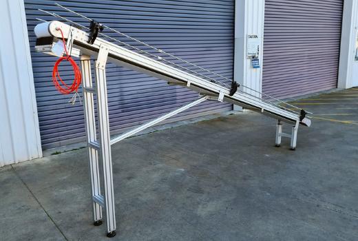 Autoline Custom Belt Conveyor