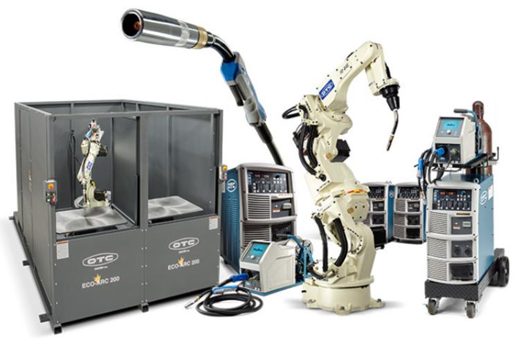 OTC Daihen Robotic Welding Buyers Guide