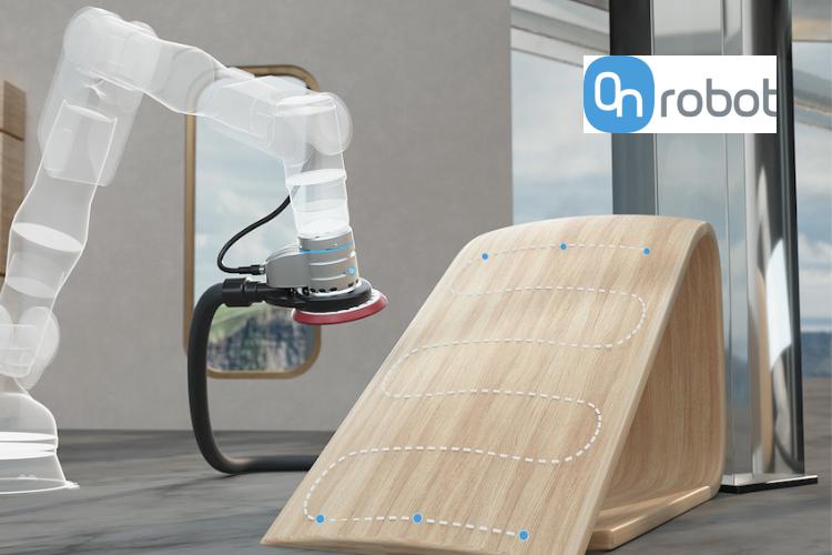 OnRobot Sander Demo Unit Available