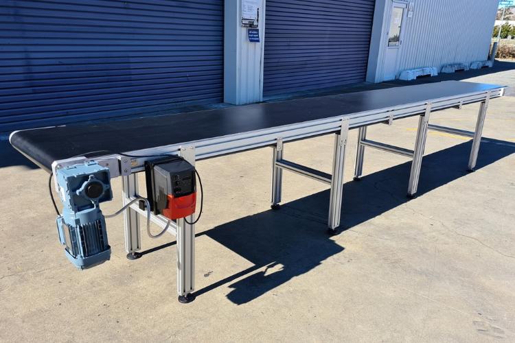 Shop Standard Size Belt Conveyors